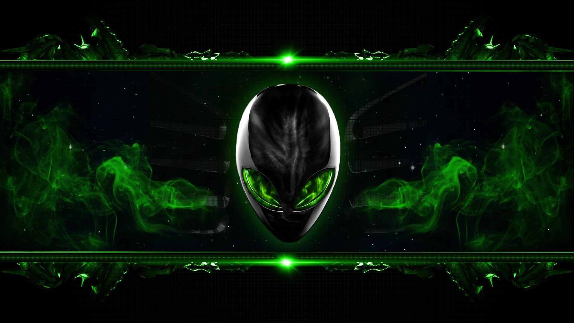 Alienware wallpapers for windows 7 wallpapersafari -  Alienware Wallpapers Dell Us