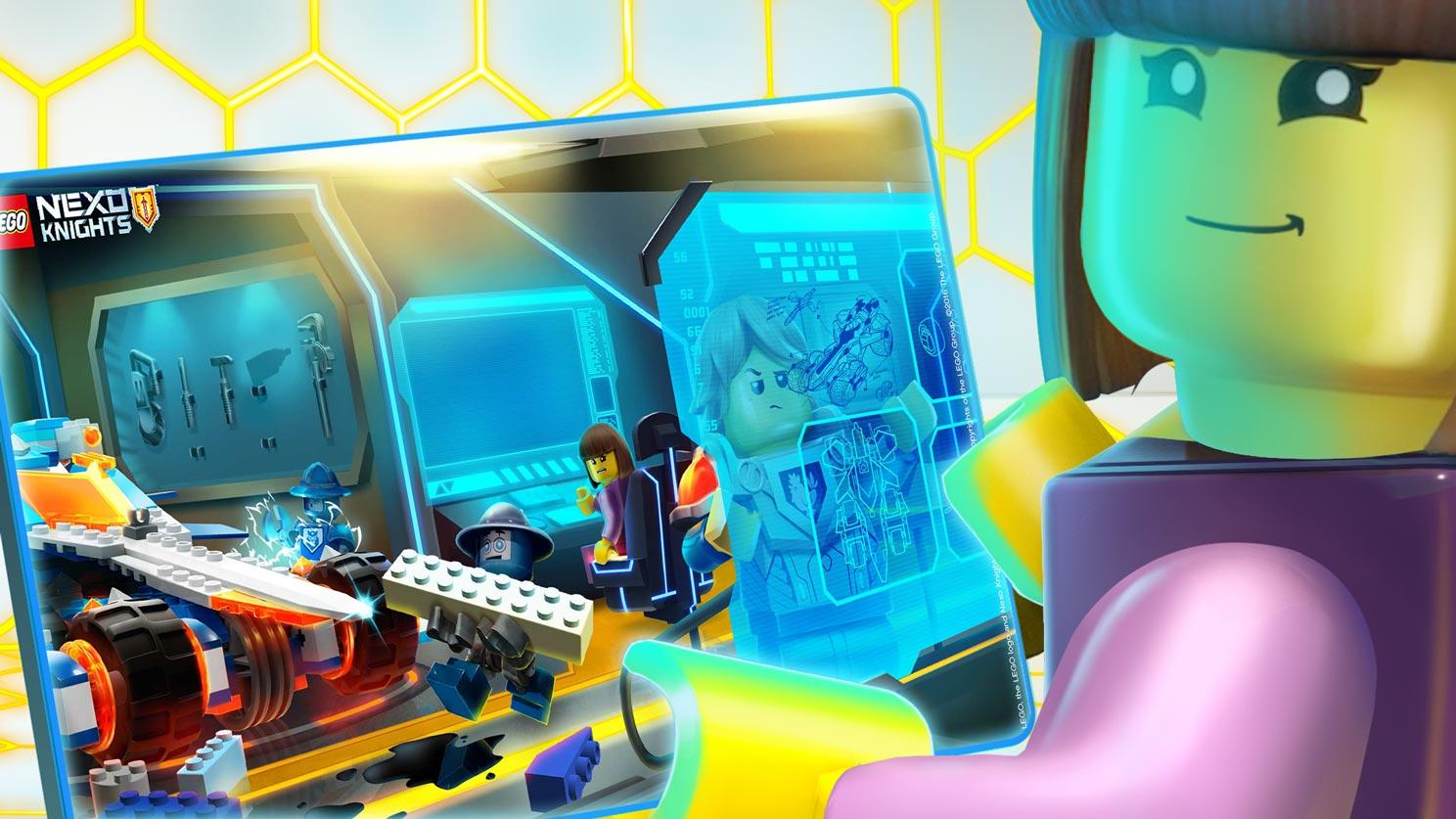 Invention Room   Wallpapers   Activities   NEXO KNIGHTS LEGOcom 1488x837