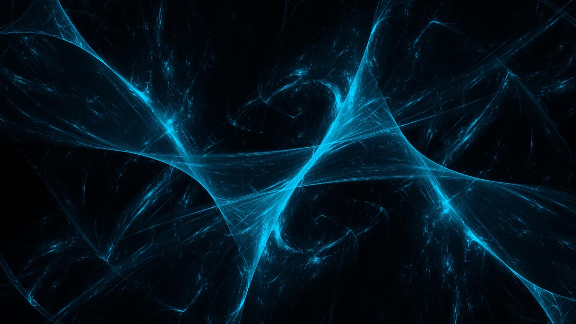 Blue Dark Abstract Image Wallpaper WallpaperLepi 1920x1080