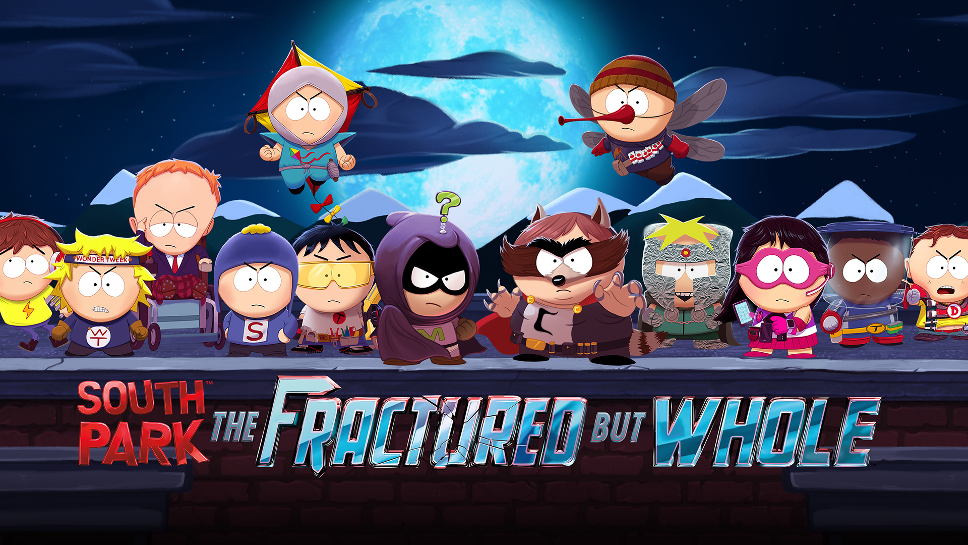 South Park The Fractured But Whole HD Wallpaper 3   1920 X 1080 1920x1080