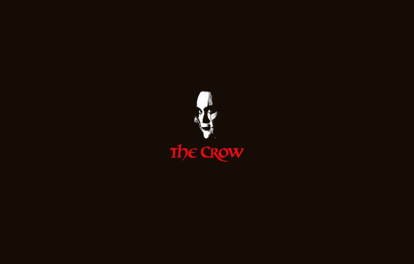 Wallpaper the film Raven fantasy Thriller action The Crow 1332x850