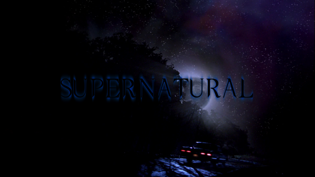 Logo Supernatural Wallpaper Wallpapers Backgrounds Images Art 620x349