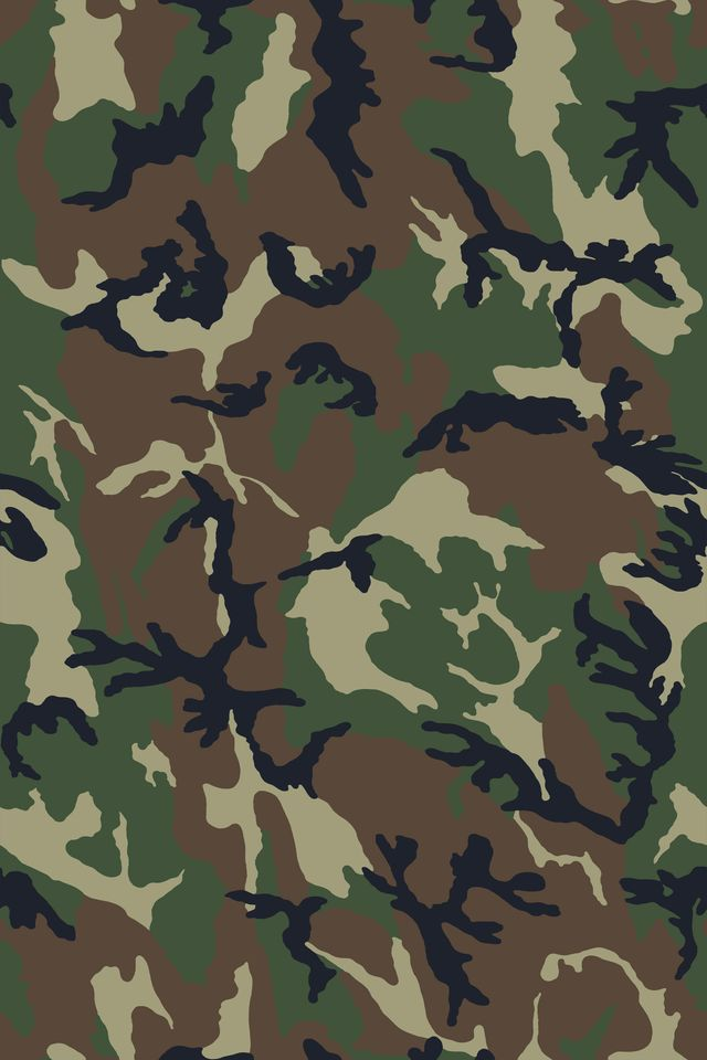 Download for iPhone abstract wallpaper Camo 640x960