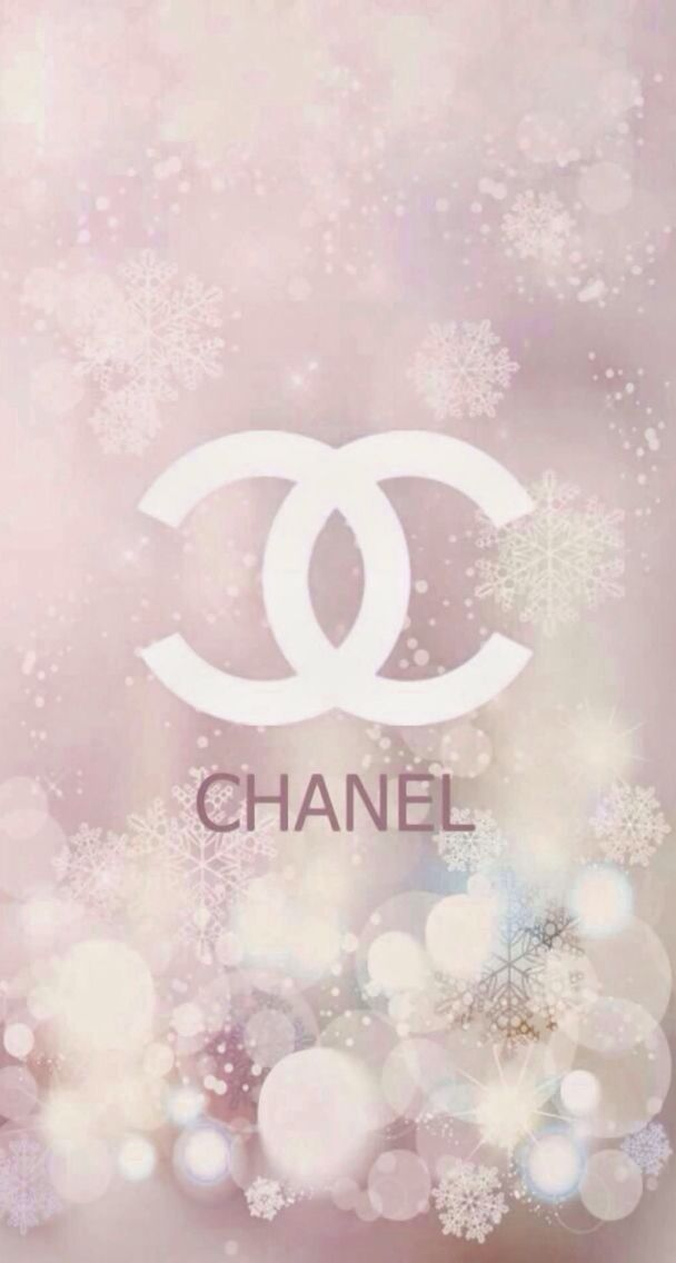 Chanel winter iphone wallpaper background Iphone Wallpapers Chanel 608x1136