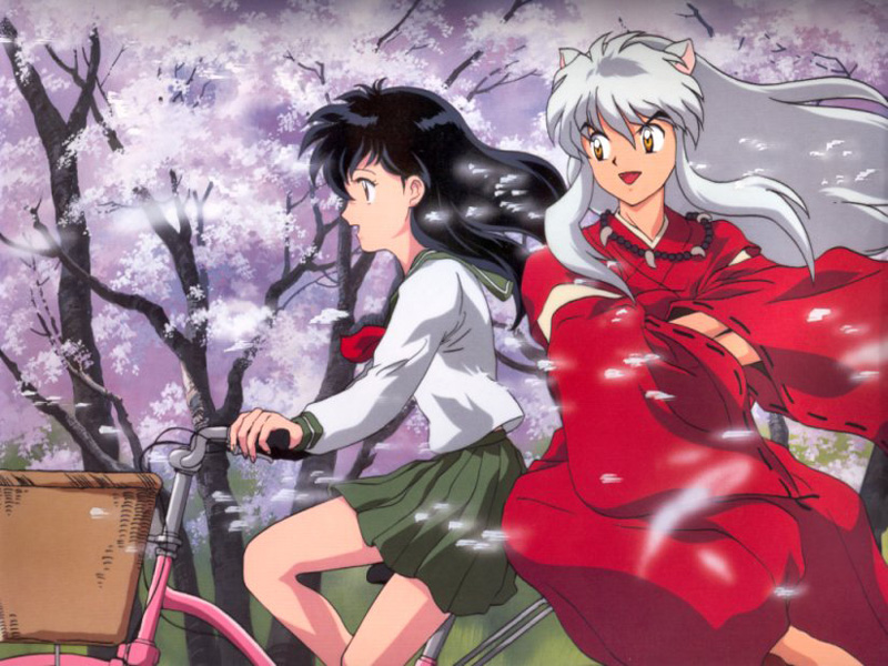 Free Download Inuyasha Wallpaper 800 X 600 800x600 For