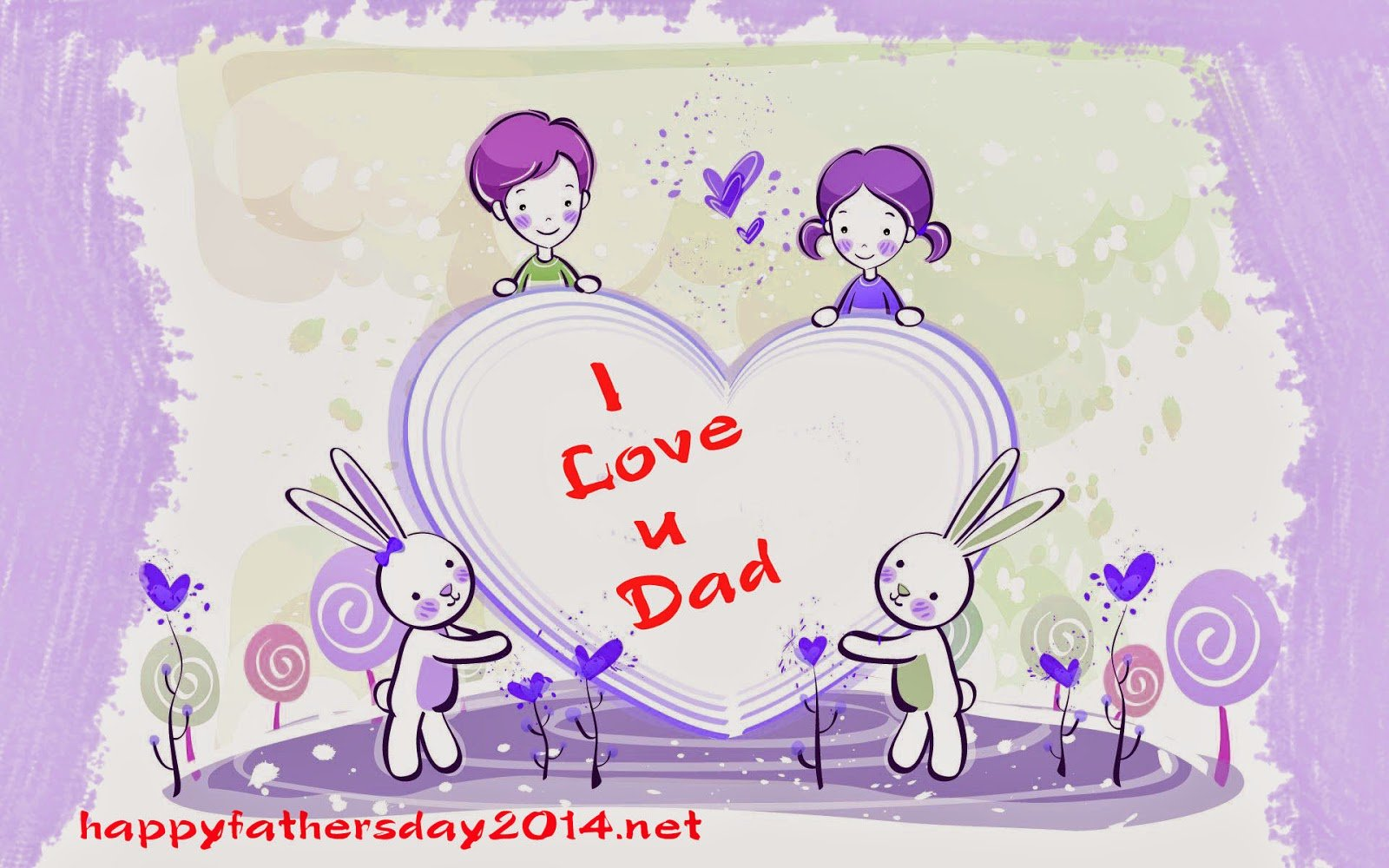 Download I Love You Dad Hd Wallpaper I Love U I Love You Fathers 1600x1000