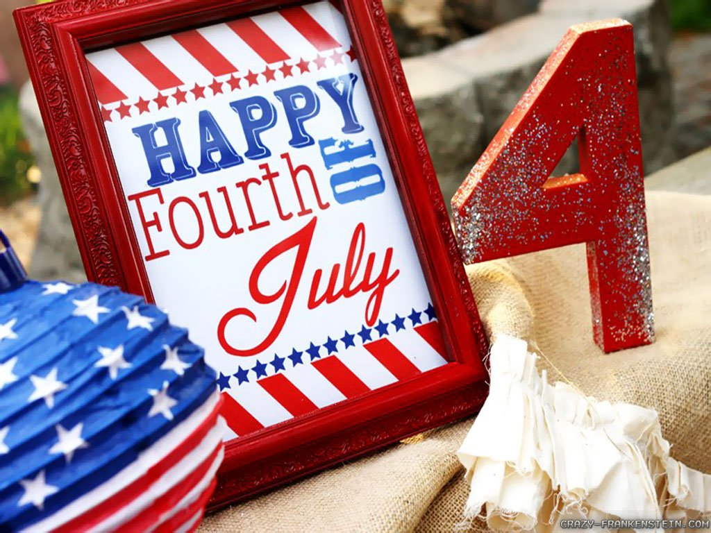 Happy Fourth of July Images 2019 Photos Pictures Pics Wallpapers 1024x768