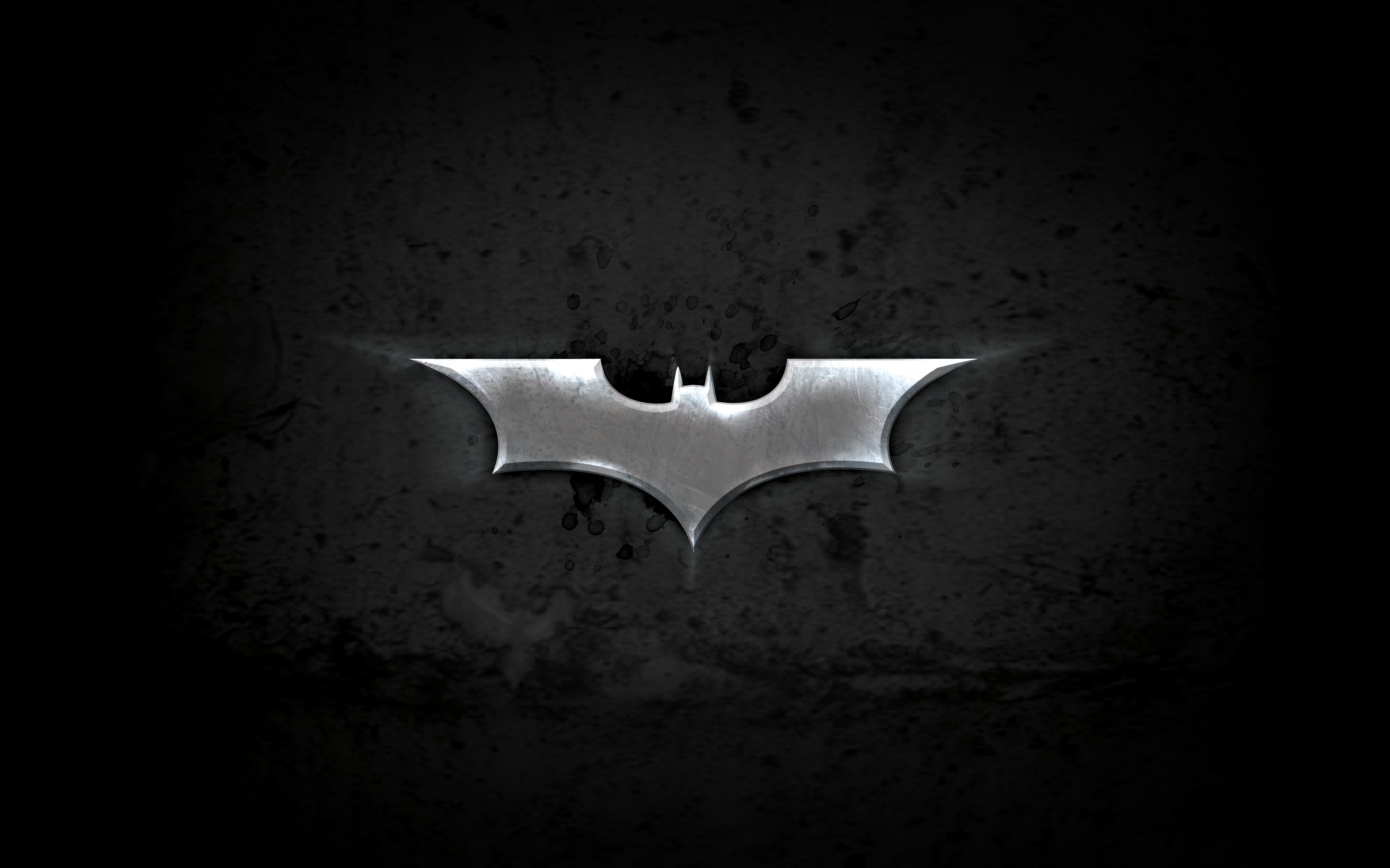 logo black backgrounds wallpapers cool cartoon photo batman wallpaper 4000x2500
