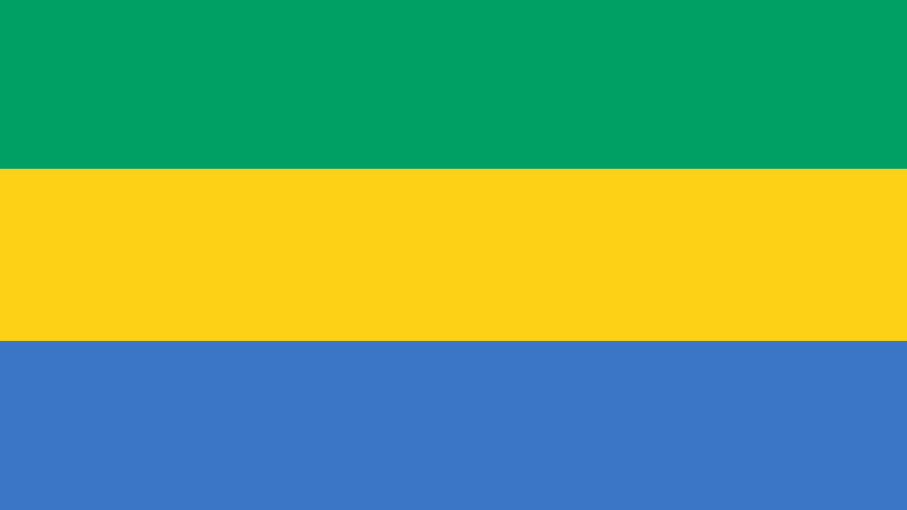Gabon Flag UHD 4K Wallpaper Pixelz 3840x2160