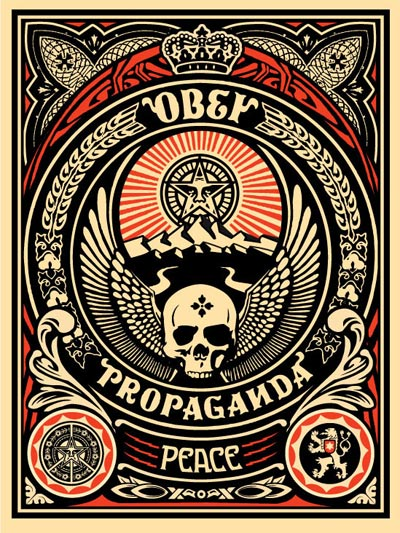 Obey Propaganda Wallpaper - WallpaperSafari