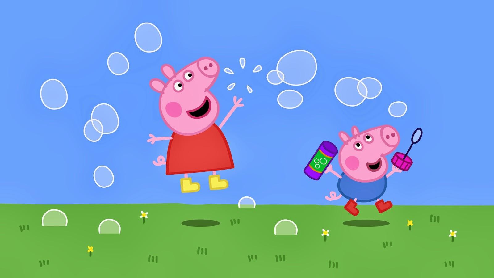 Supermodding Peppa Pig italiano in streaming e download gratis 1600x900