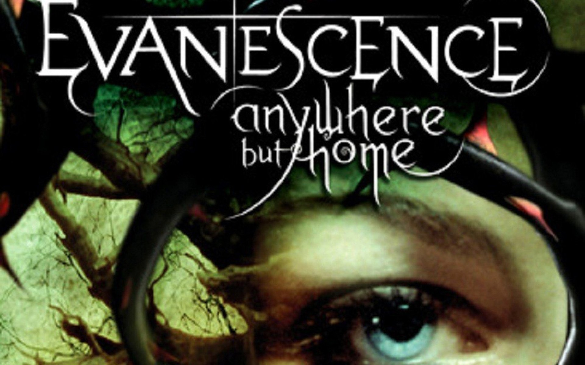 Evanescence Anywhere But Home 1920x1200 Wallpapers 1920x1200 1920x1200