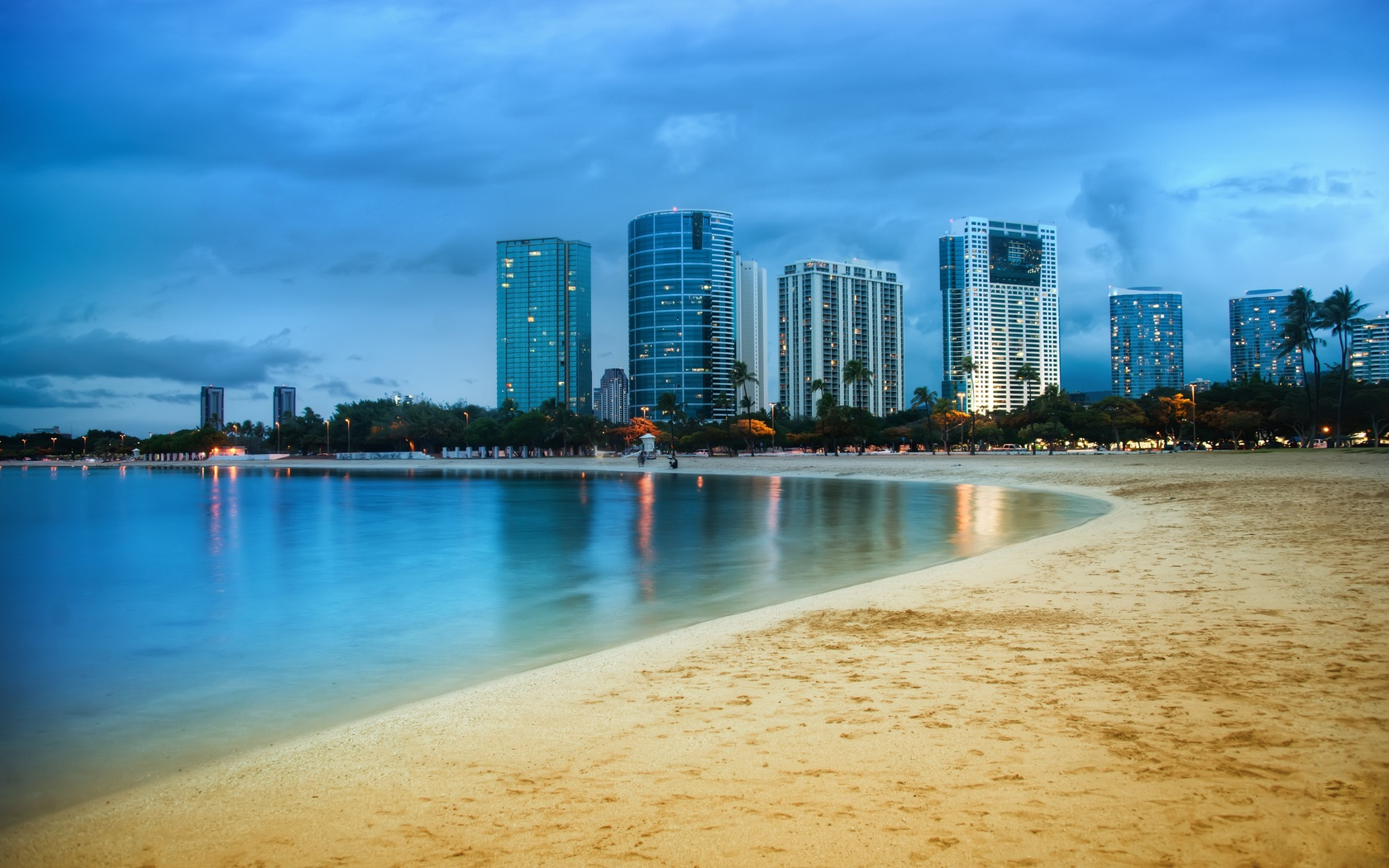 Miami Beach Wallpapers 1680x1050