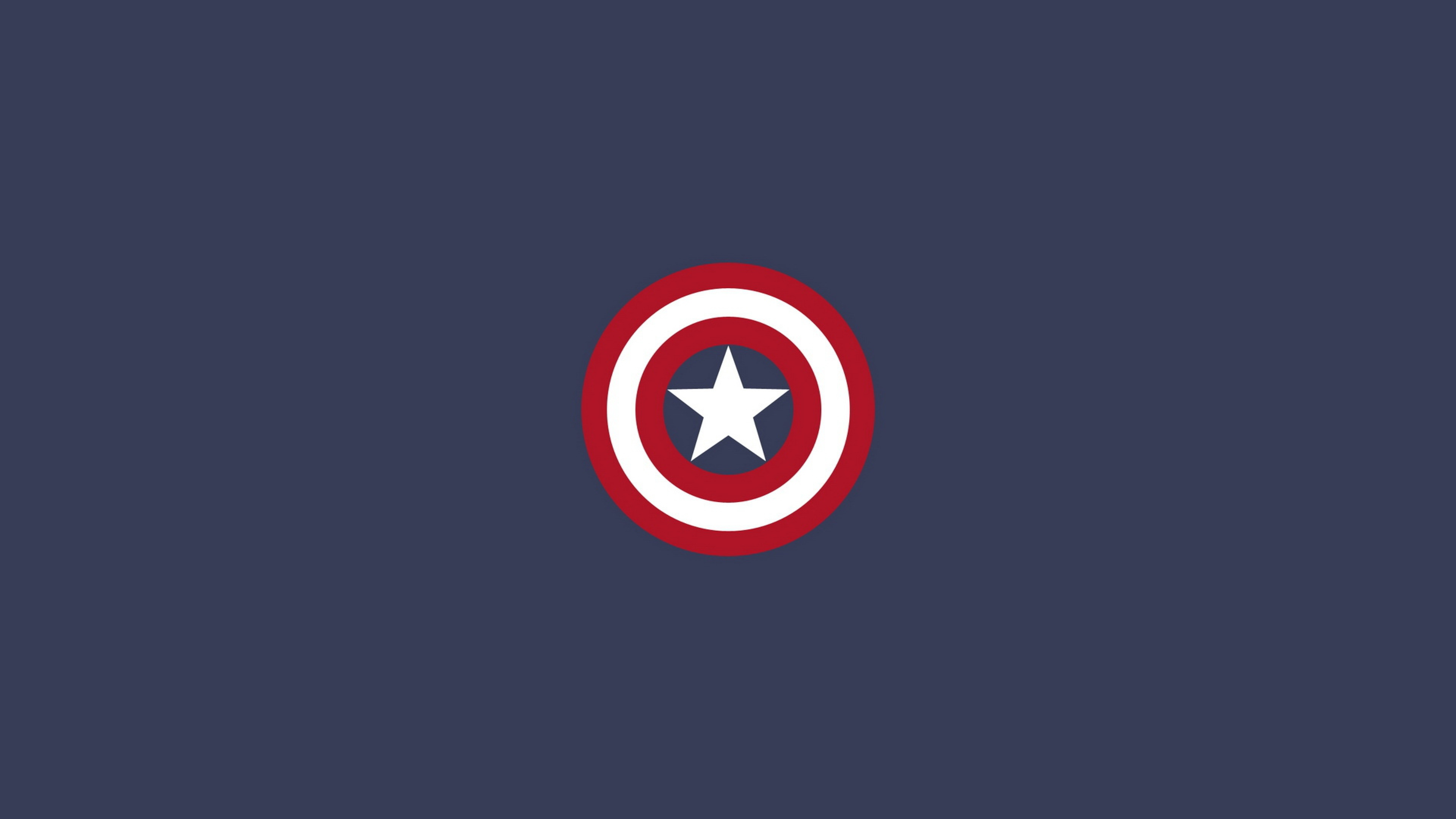 captain america star background 3840x2160