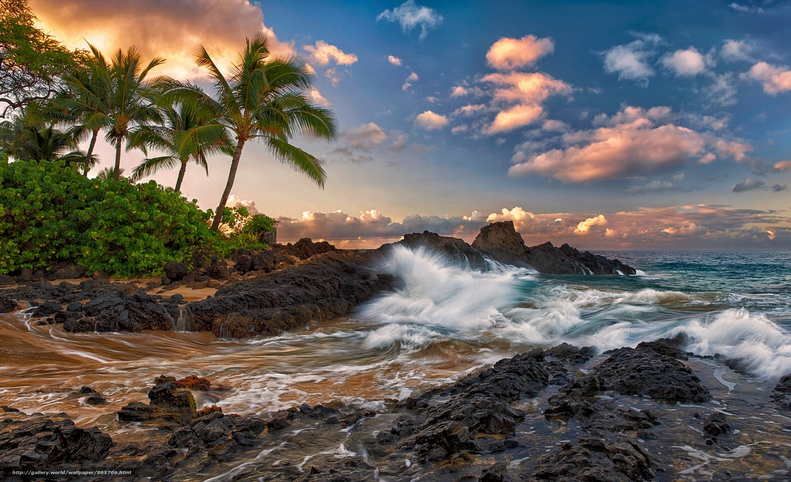 Download wallpaper maui hawaii Maui Hawaii desktop wallpaper 1600x975