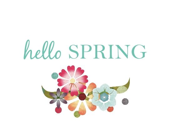 Hello Spring Pictures Photos and Images for Facebook 550x425