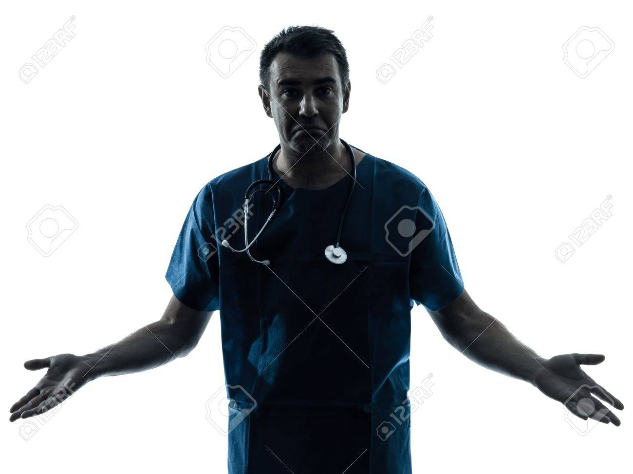 One Caucasian Ignorant Man Doctor Surgeon Medical Worker 1300x973
