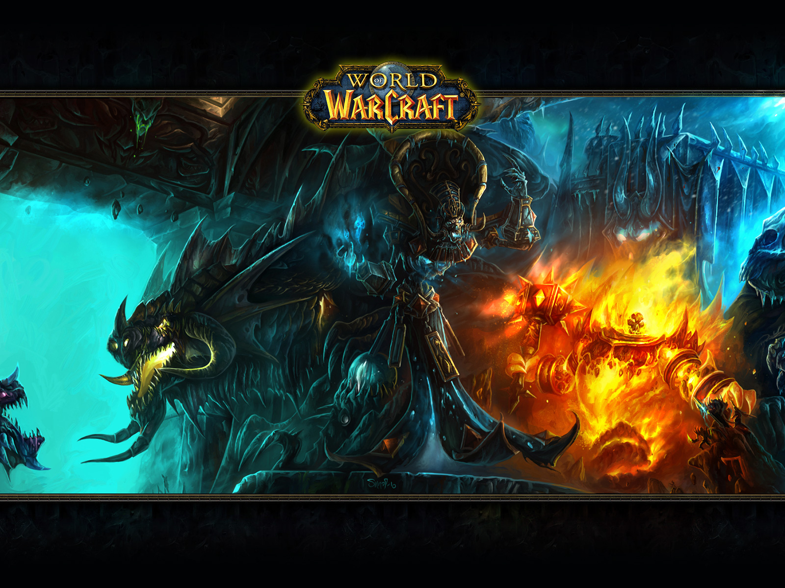 Warcraft 3 desktop wallpaper Warcraft 3 wallpapers 1600x1200