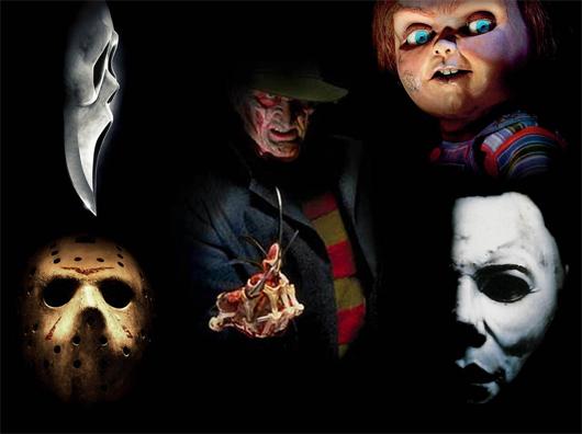 horror movies wallpaper 530x396