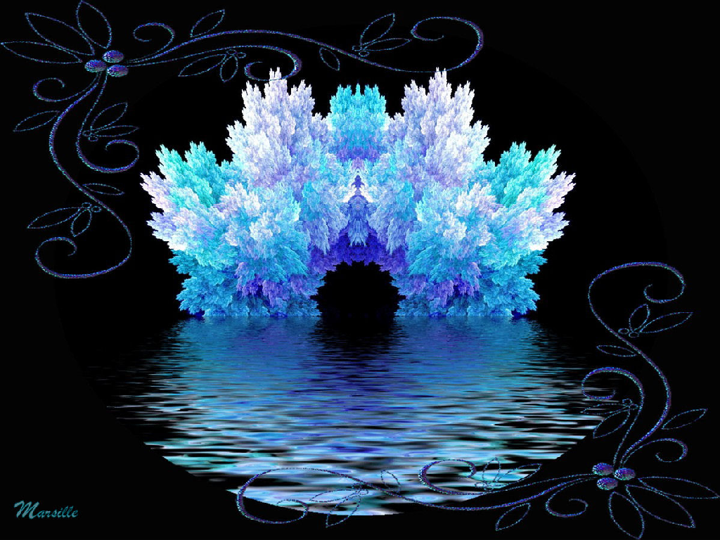 Fractal Art Wallpapers by Marsille 1024x768