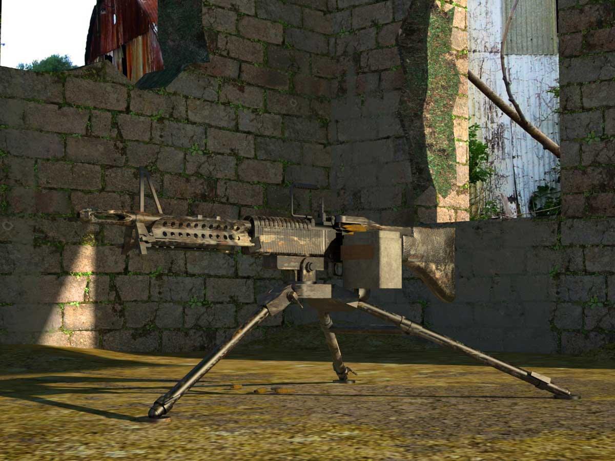 M60 Machine Gun Wallpaper M60 1200x900