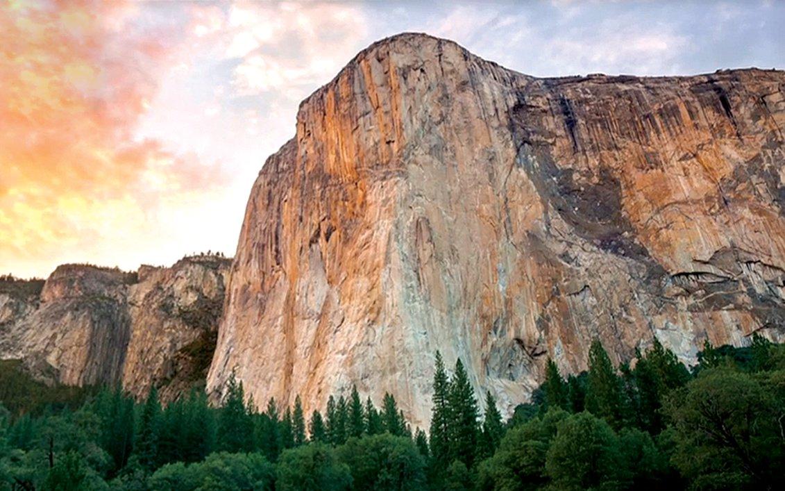 OS X Yosemite Wallpaper by vndesign 1131x707