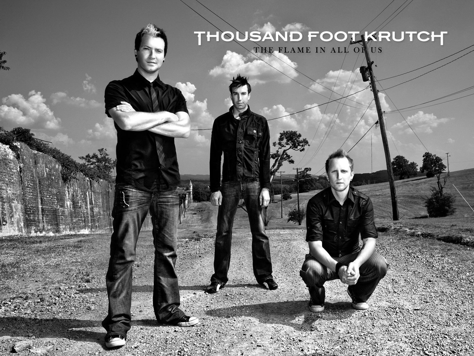 Thousand Foot Krutch images Thousand Foot Krutch HD wallpaper and 1600x1200