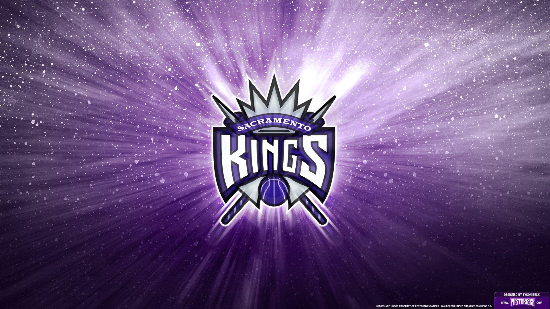 Sacramento Kings Logo Wallpaper 1920x1080