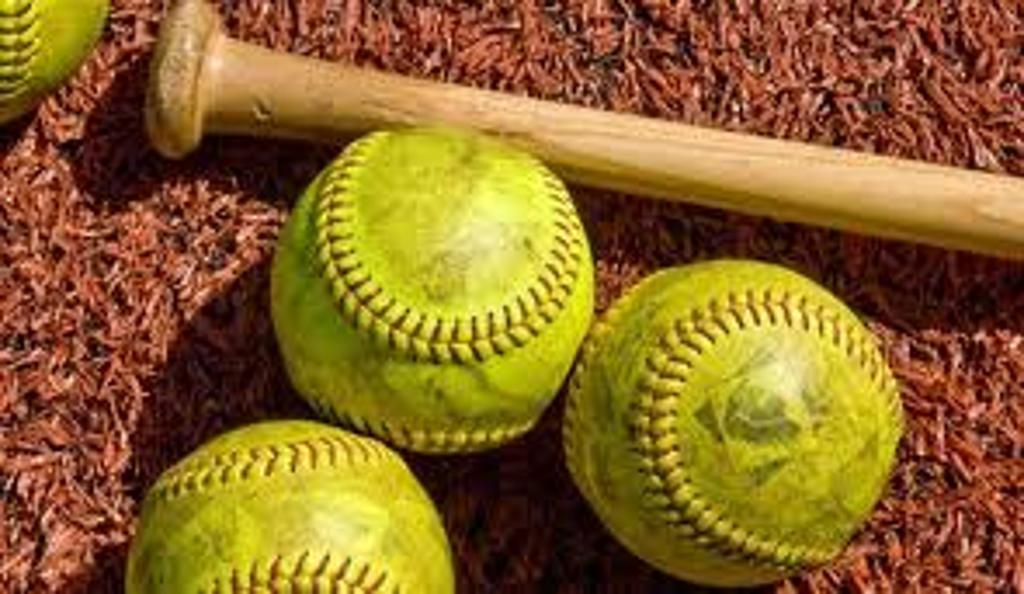 Softball Backgrounds Girls softball league 1024x594