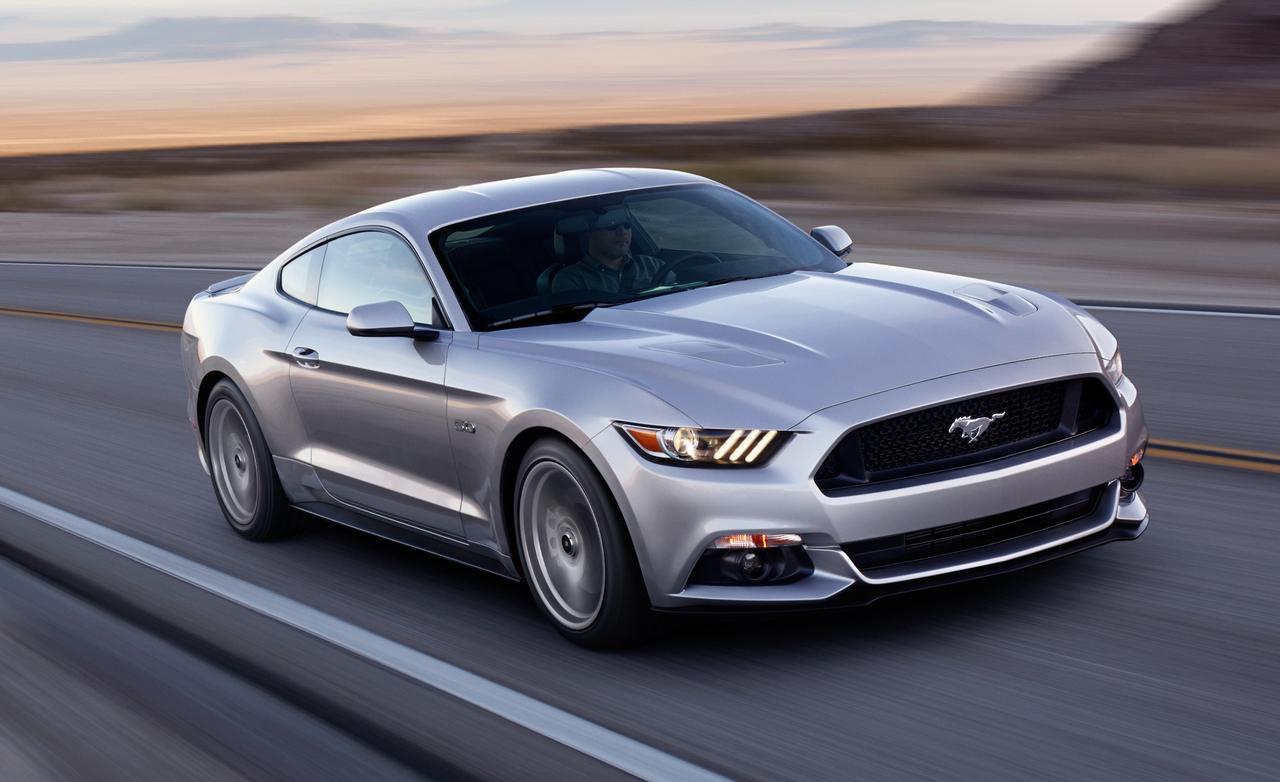2015 Ford Mustang GT HD Desktop Background Download CarsWallpaper 1280x782