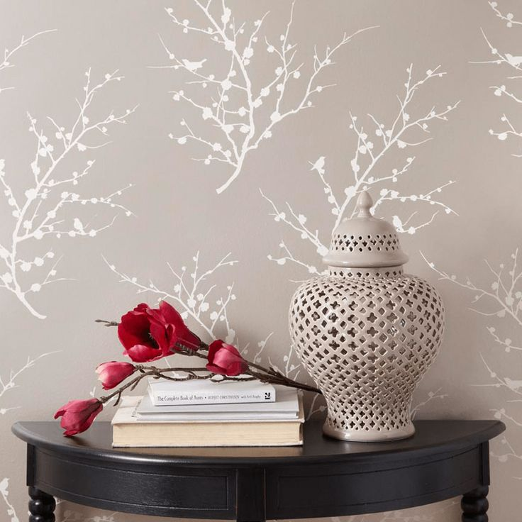 Tempaper Edie Removable Wallpaper Wall Design Wallpaper Pinte 736x736