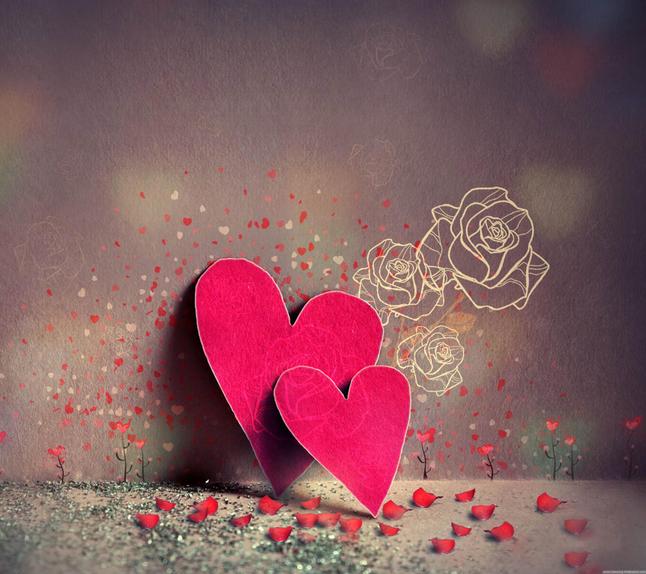 Wallpapers Of Love: Love Screen Wallpaper