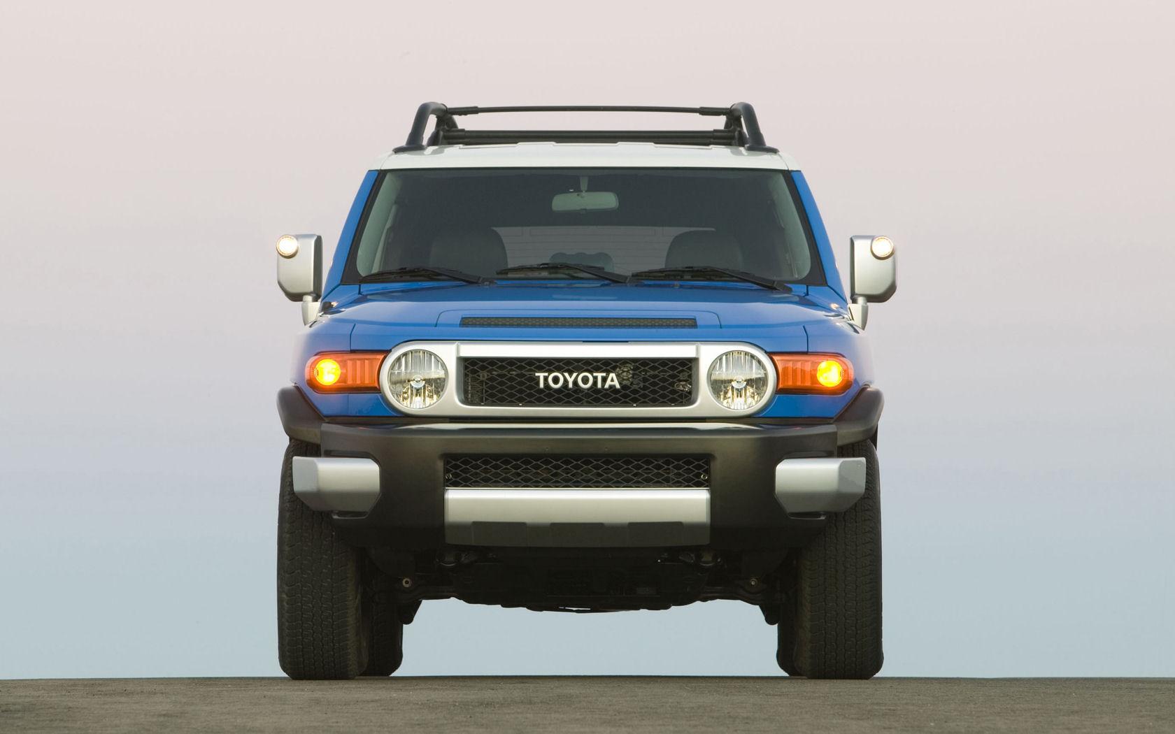 Toyota FJ Cruiser V6 AWD   Widescreen Wallpaper 1680x1050