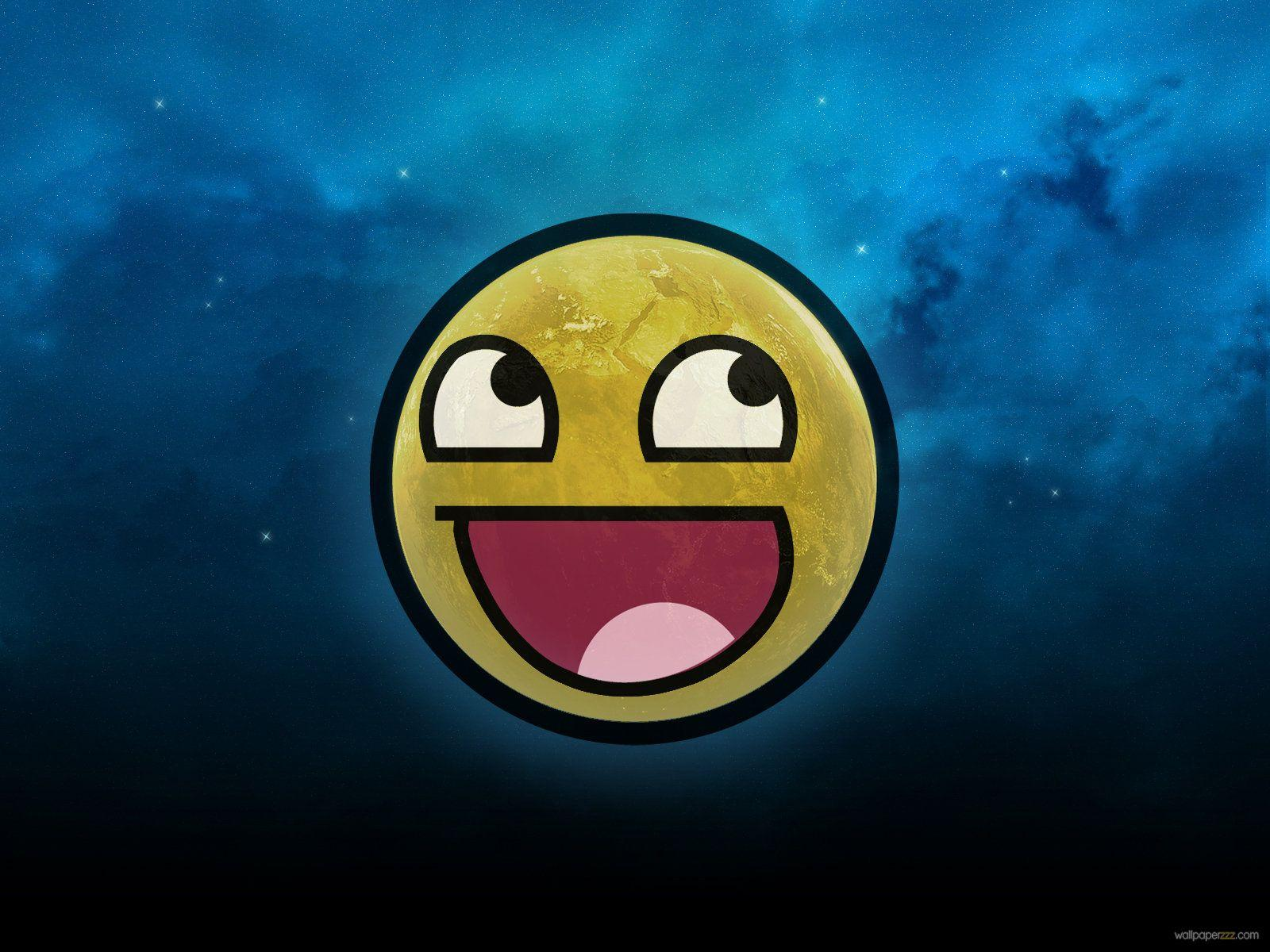 Awesome Smiley Wallpapers 1600x1200