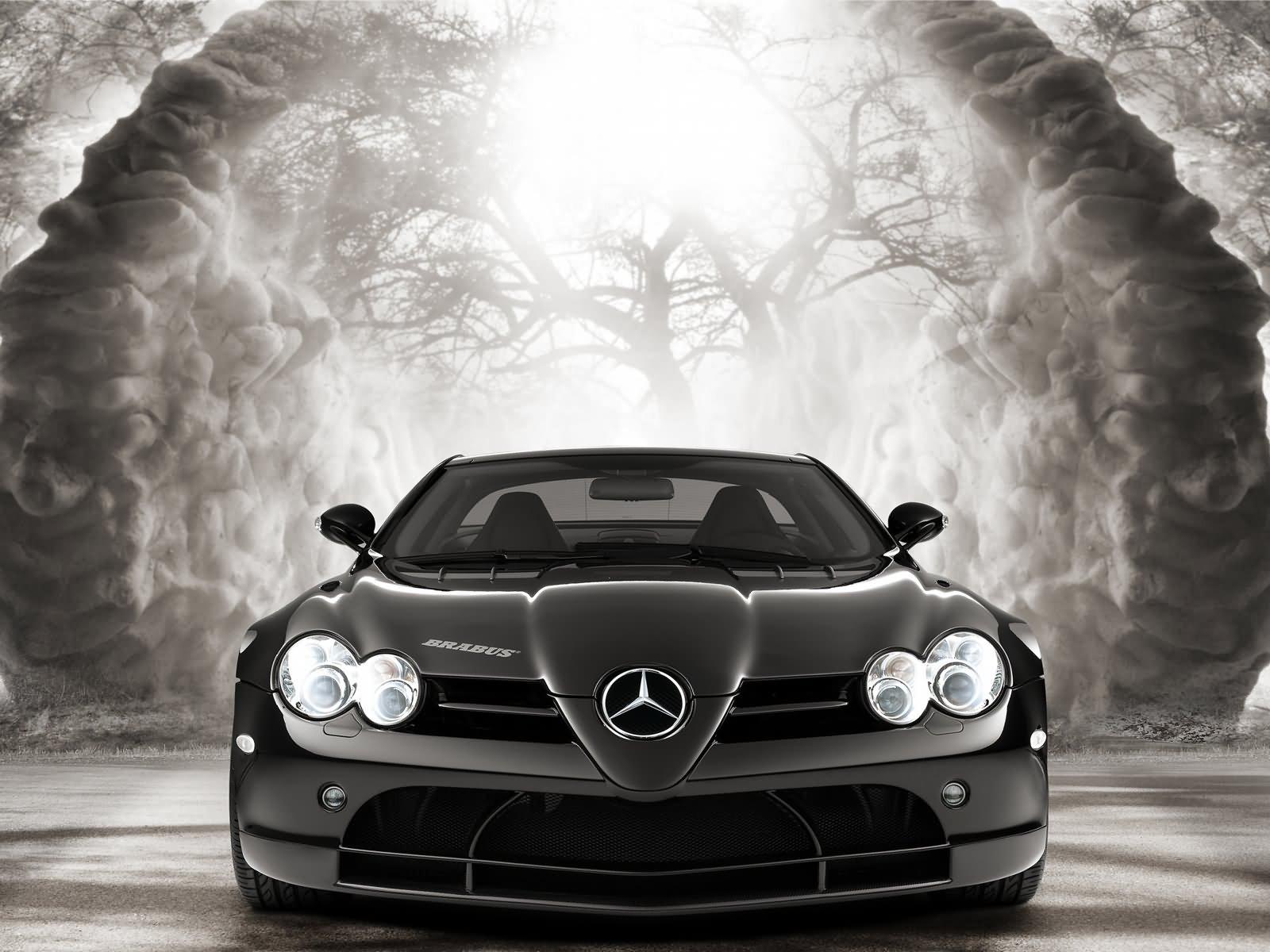 mercedes benz slr mclaren wallpaper - Mercedes Benz Slr Wallpaper Hd
