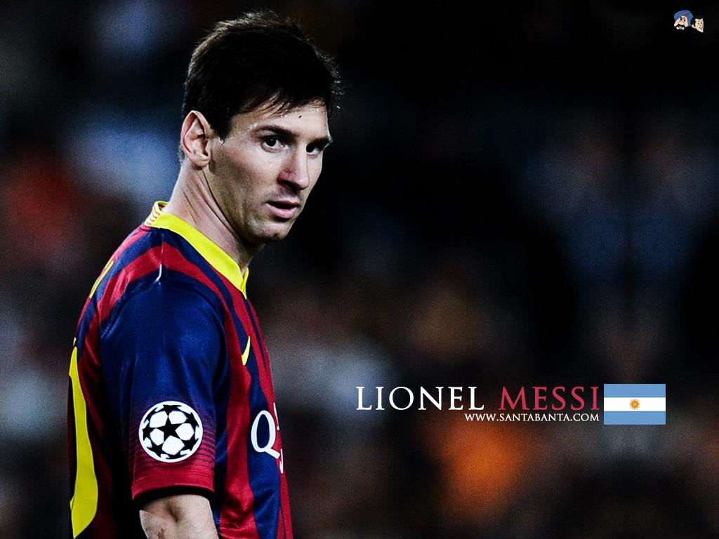 Download Lionel Messi HD Wallpaper 20 1024x768