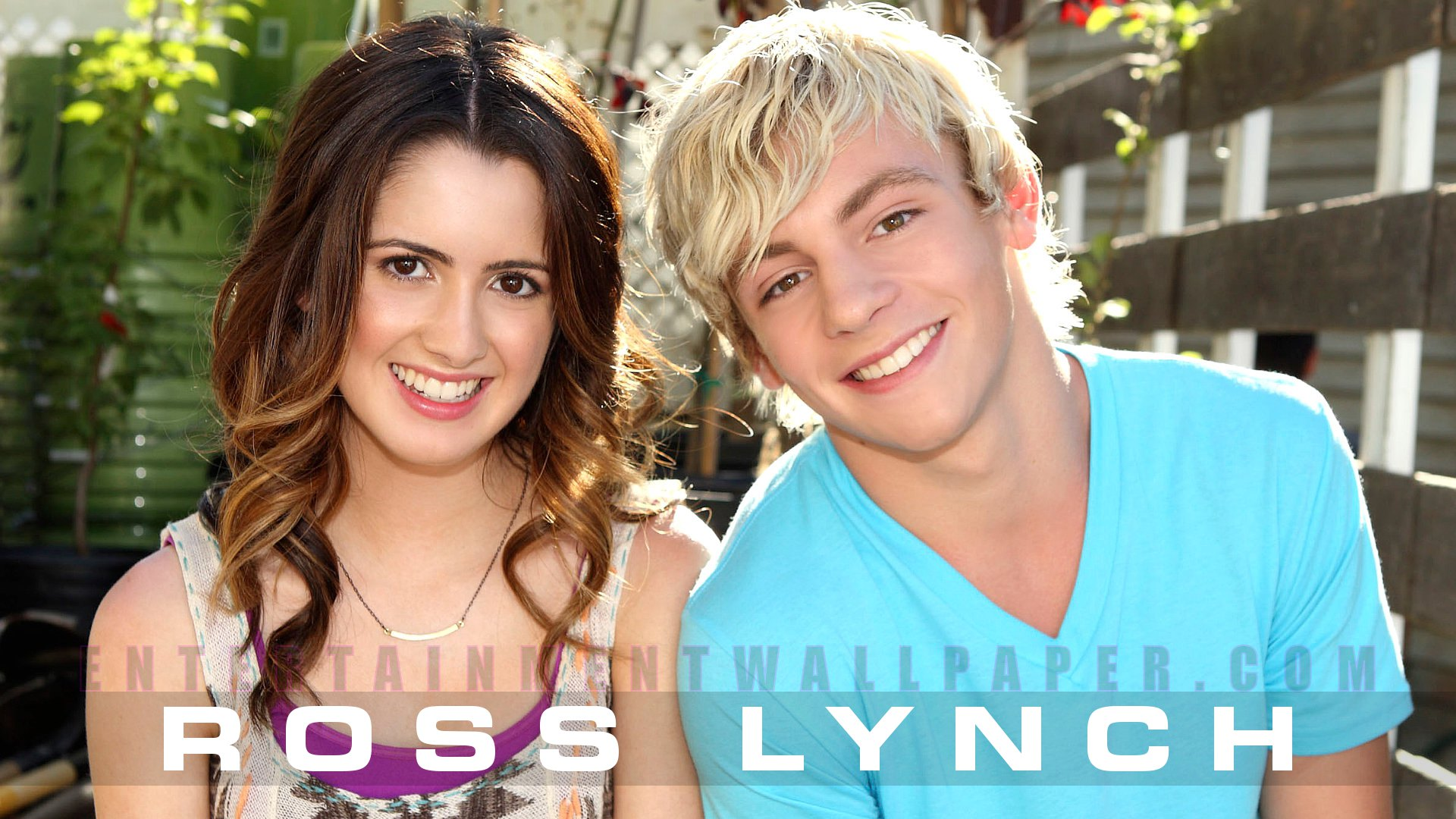 Laura en Ross dating 2015
