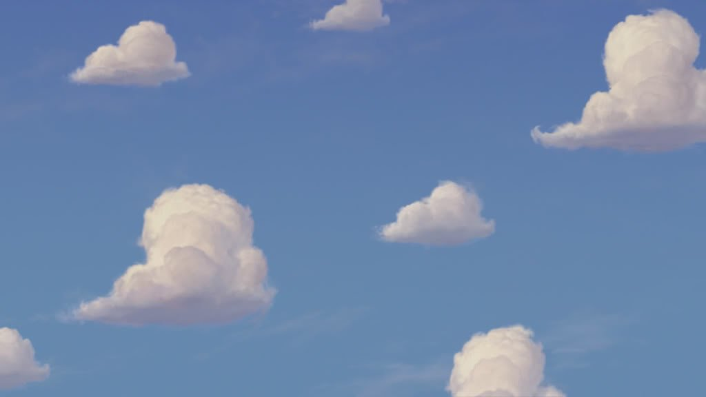 Toy Story Cloud Wallpaper Wallpapersafari