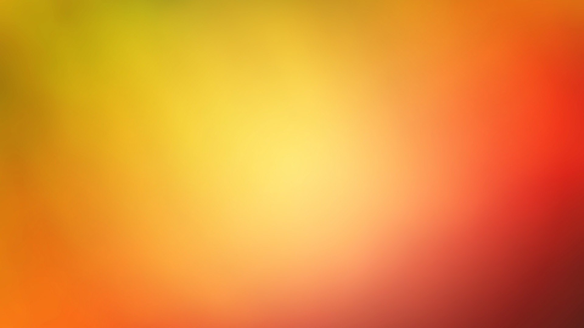 Neon Orange Backgrounds 1920x1080