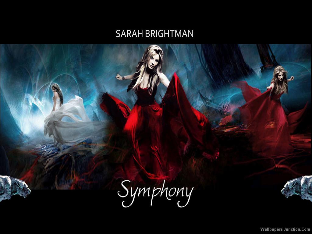 Sarah Brightman Wallpapers 1024x768