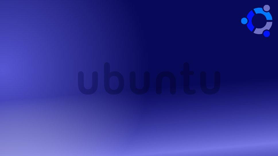 Ubuntu Blue wallpaper   ForWallpapercom 969x545