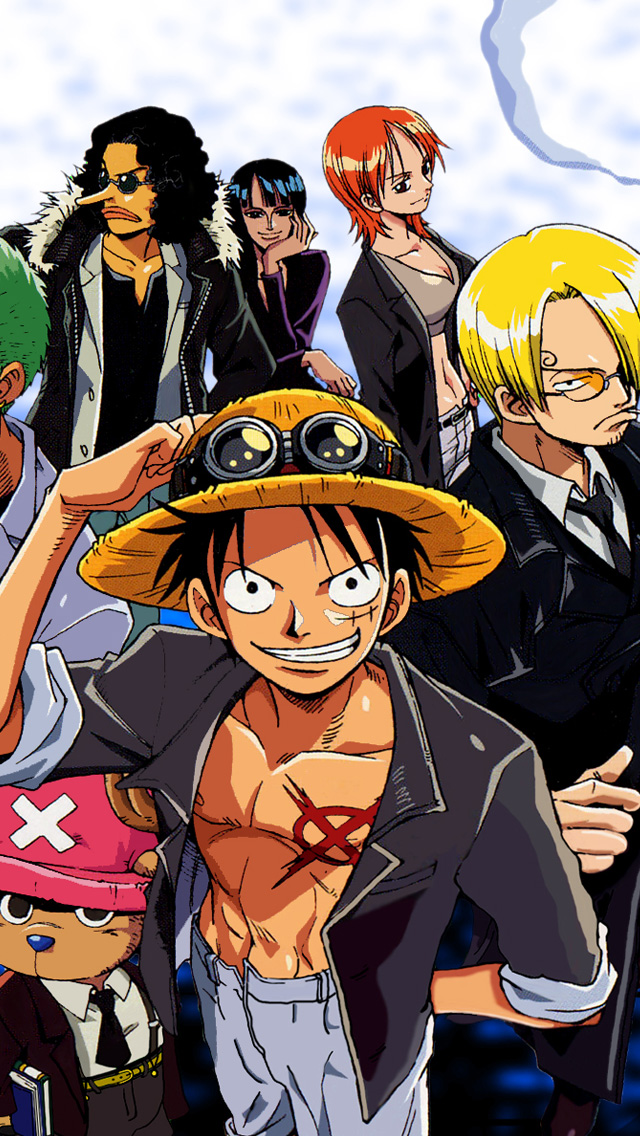 ONE PIECE IPhone 640x1136