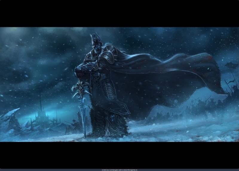 lich king blizzard entertainment artwork 3508x2510 wallpaper 45454 800x572