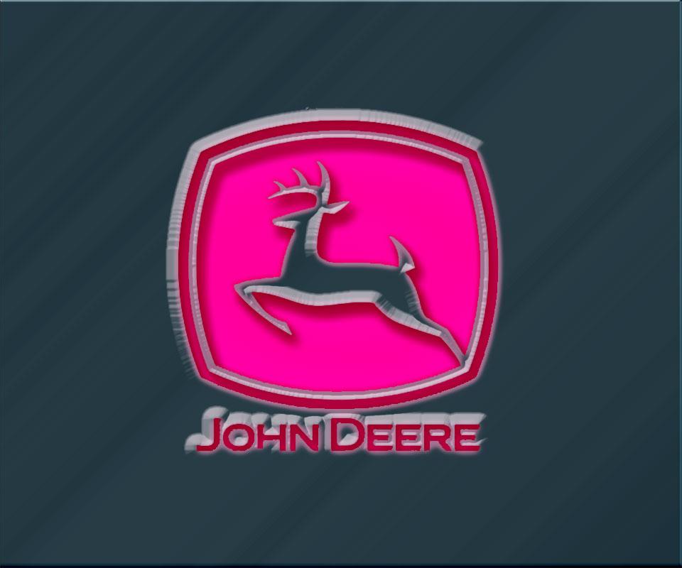 John Deere Logo Wallpaper - WallpaperSafari