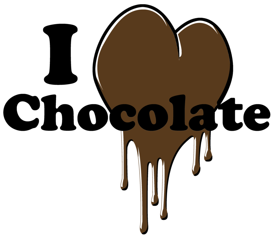 I Love Chocolate Wallpaper Wallpapersafari