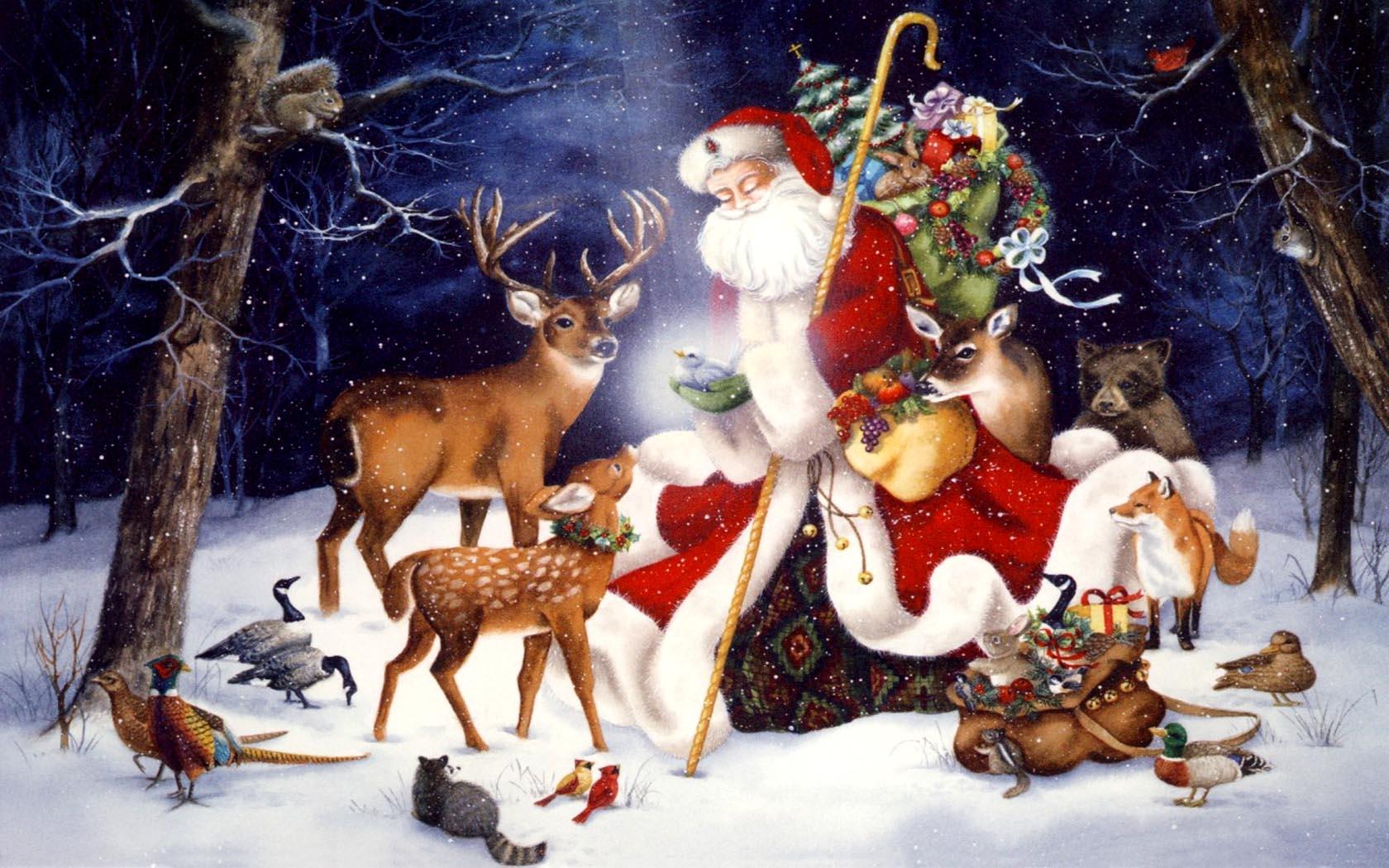 52 Free Christmas Screensavers Backgrounds On Wallpapersafari