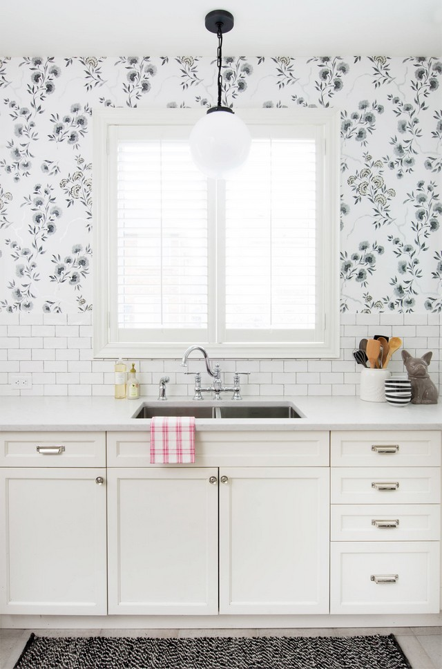 ideas wallpaper inspirations KITCHEN DESIGN IDEAS KITCHEN DESIGN IDEAS 640x968