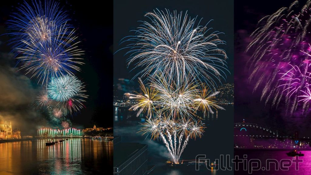 New Year fireworks wallpaper 2020 for iPhone   Tips and Tricks 1024x576
