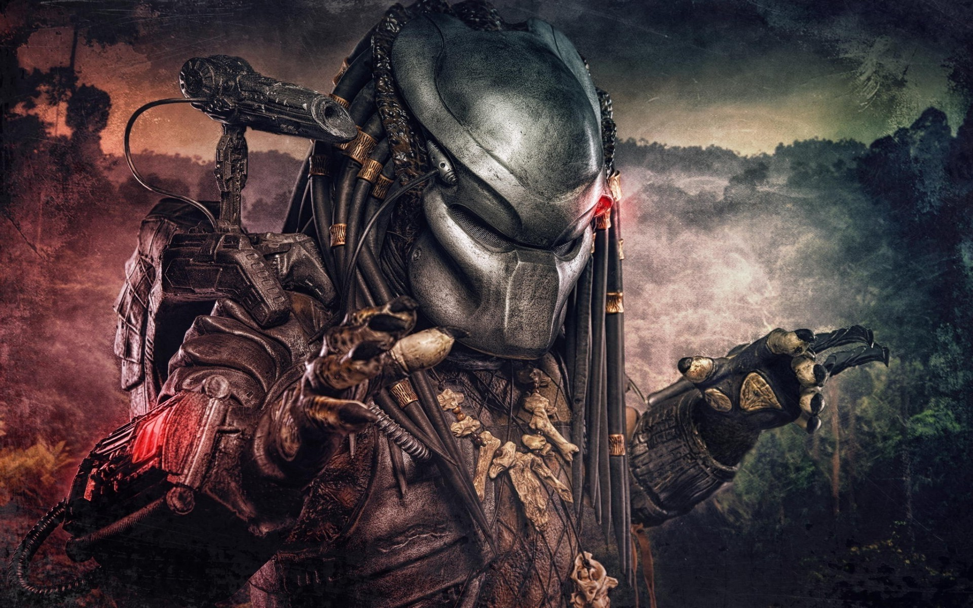 Alien Vs Predator Predator movie Wallpapers HD Desktop and 1920x1200