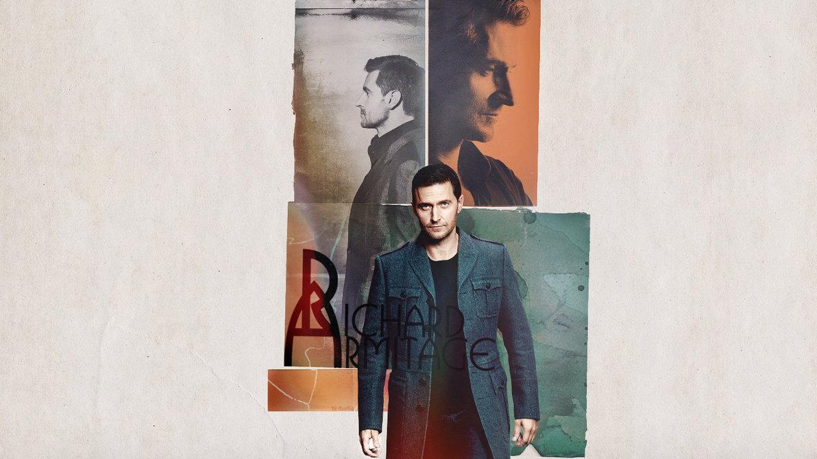 Richard Armitage wallpaper2 by DaaRia 1192x670